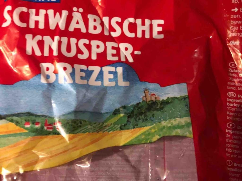 Huober Brezeln, schwäbische Knusperbrezeln Bio von BerndBradfisch   Hochgeladen von: BerndBradfisch
