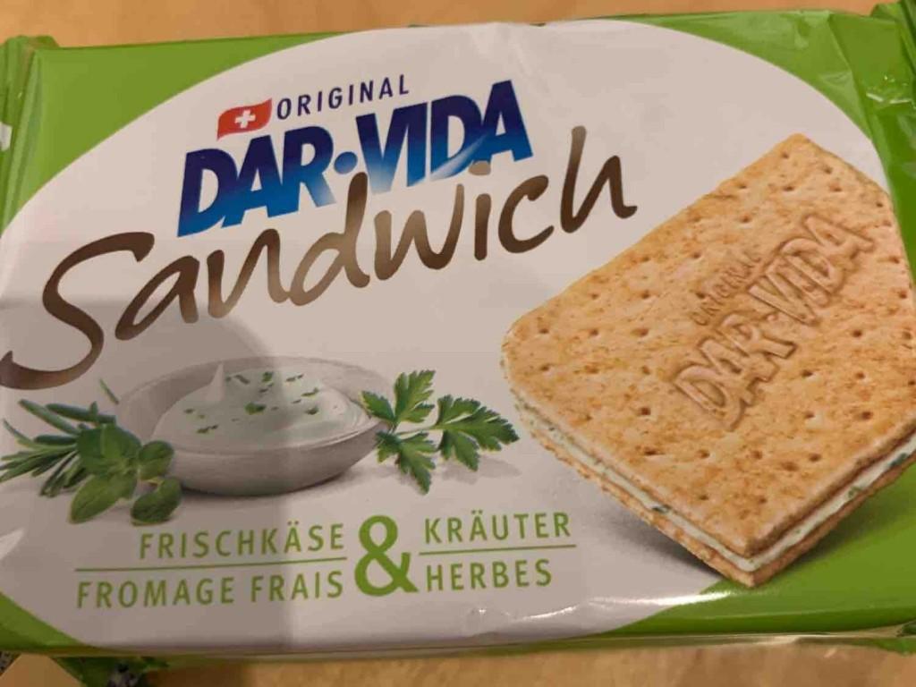 Dar-Vida Sandwich Frischkäse & Kräuter von zenol   Hochgeladen von: zenol