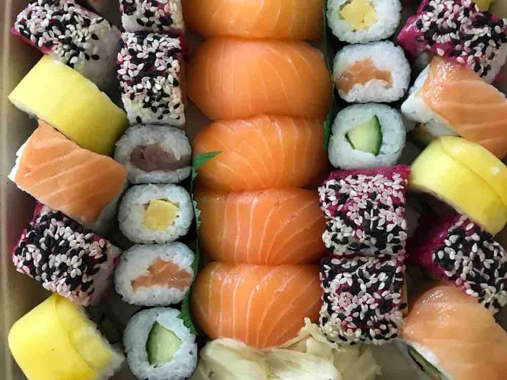 Sommerbox Sushi Rewe  von Cochalove | Hochgeladen von: Cochalove