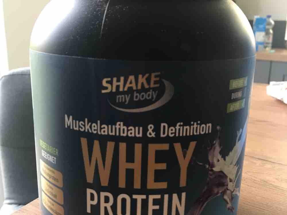 Whey Protein Blueberry-Cheesecake von kigo97 | Hochgeladen von: kigo97
