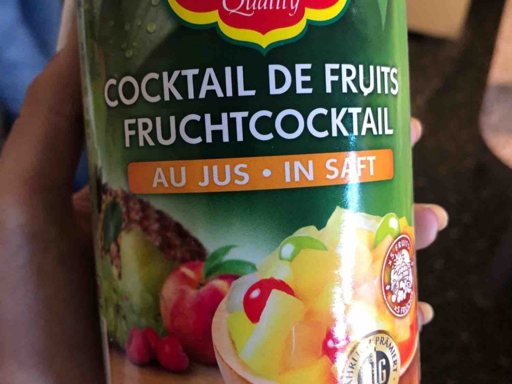 Fruchtcocktail, In Saft von Tati05 | Hochgeladen von: Tati05