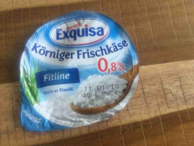 Körniger Frischkäse, Fitline 0,8% von iKlaus | Hochgeladen von: iKlaus