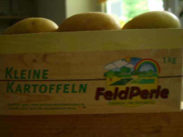 Kartoffel FeldPerle, Heilmann AG   Hochgeladen von: Graphologe