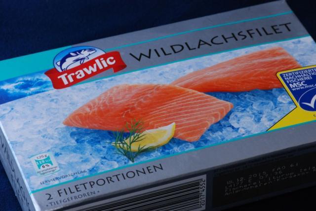 Wildlachsfilet, natur   Hochgeladen von: glitzermond