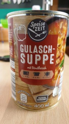 Gulasch-Suppe, mit Rindfleisch von Turtle67 | Hochgeladen von: Turtle67
