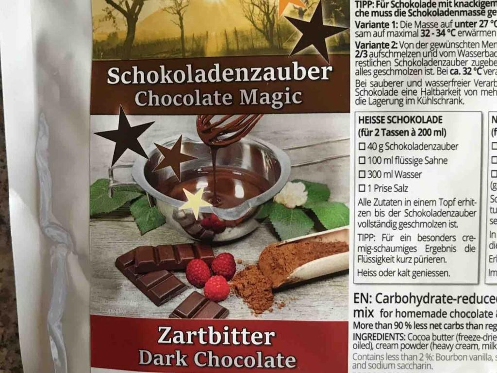 Schokoladenzauber, Zartbitter von Waasserpuddeldeier | Hochgeladen von: Waasserpuddeldeier