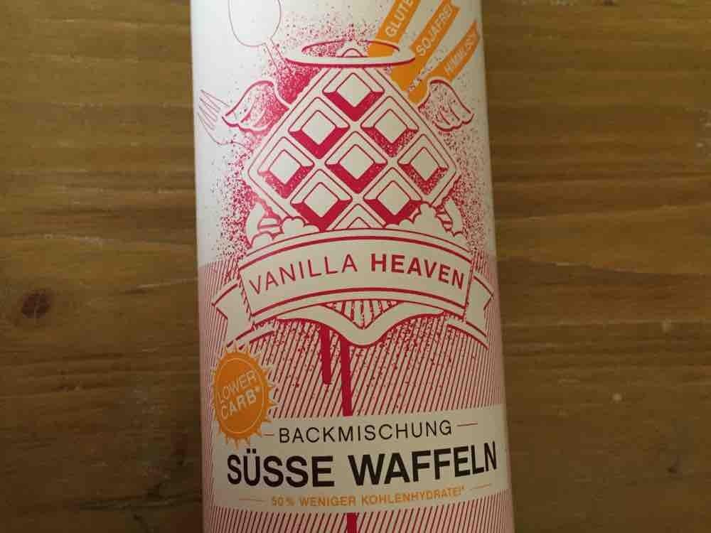 Waffeln  Vanilla Heaven  von Cassandra2705   Hochgeladen von: Cassandra2705