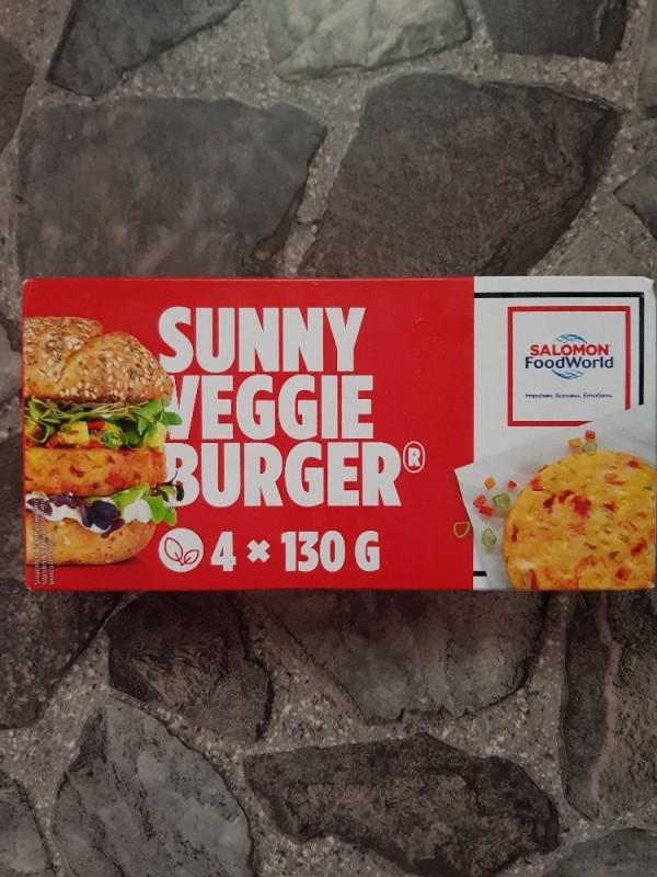 Sunny Veggie Burger von krapfen   Hochgeladen von: krapfen