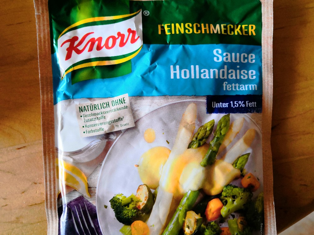 Feinschmecker Sauce Hollandaise fettarm von rkuentzler808   Hochgeladen von: rkuentzler808