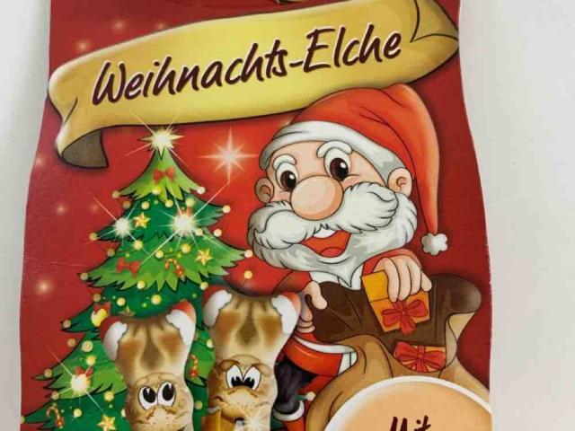 Weihnachts-Elche, Mit Nugatcreme gefüllt von Julejule   Hochgeladen von: Julejule