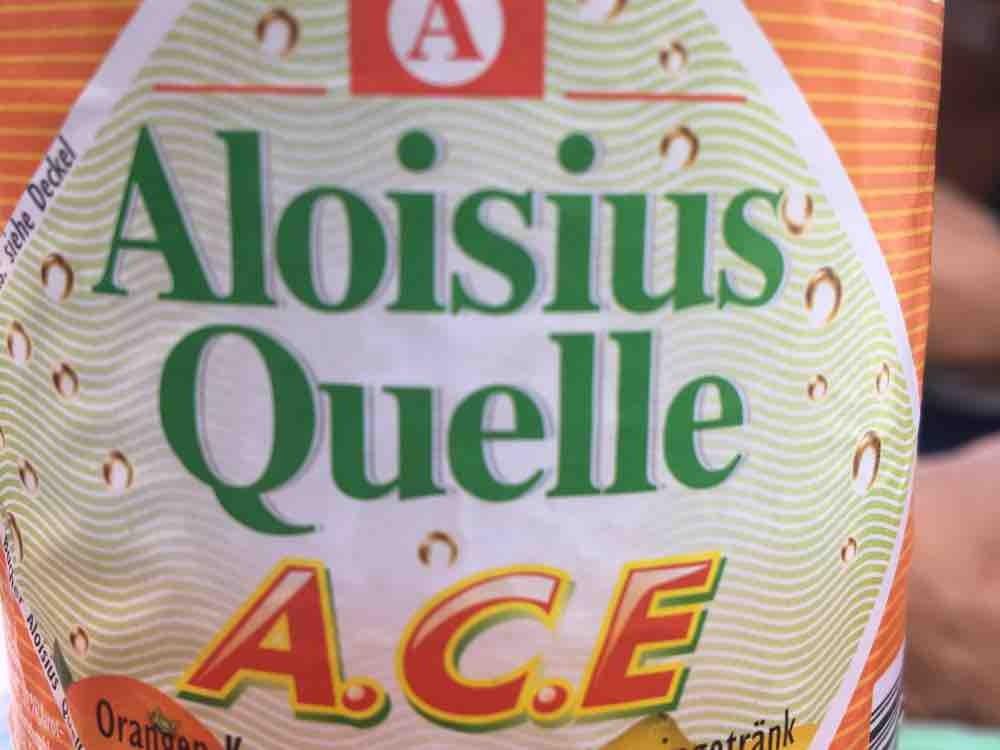 Aloisius Quelle A.C.E, A.C.E von Andre2004 | Hochgeladen von: Andre2004