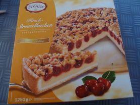 Firenze Kirschstreuselkuchen   Hochgeladen von: Dunja11