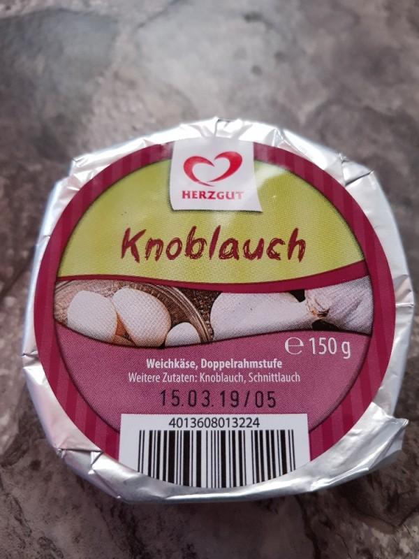 Knoblauch-Weichkäse (Heidecksburger) von krapfen   Hochgeladen von: krapfen