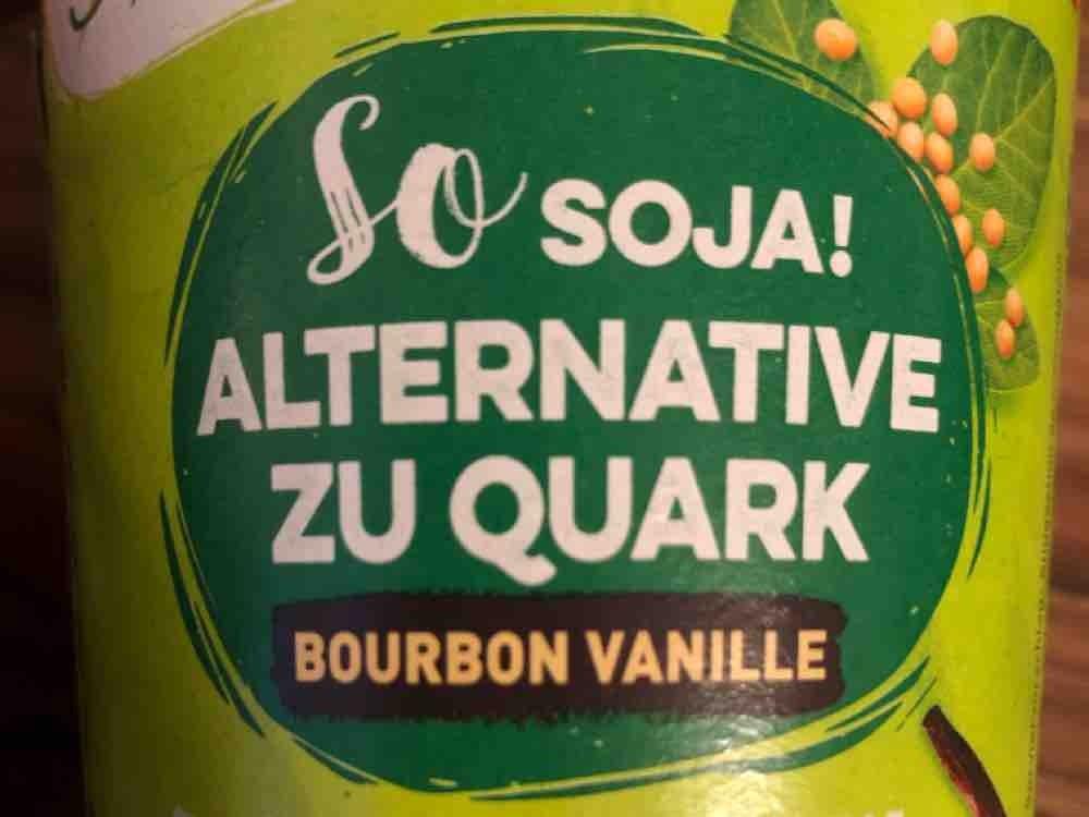 Sojade Alternative zu Quark Bourbon Vanille von katidre   Hochgeladen von: katidre