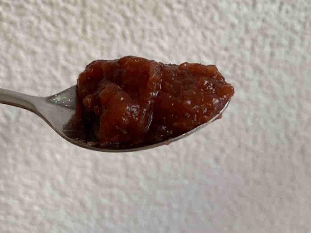 Zwetschgenmarmelade 3:1 mit Amaretto, süß von dommenhof | Hochgeladen von: dommenhof