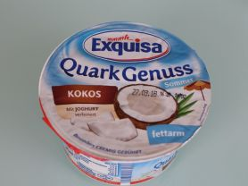 Quark Genuss, Kokos   Hochgeladen von: Notenschlüssel