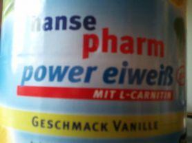 for you Power Eiweiß plus, Vanille | Hochgeladen von: Nordseefan1