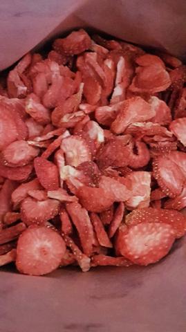 gefriergetrocknete Erdbeeren von janineth   Hochgeladen von: janineth