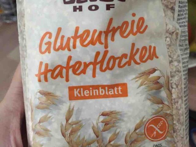 Glutenfreie Haferflocken Kleinblatt von loohra | Hochgeladen von: loohra