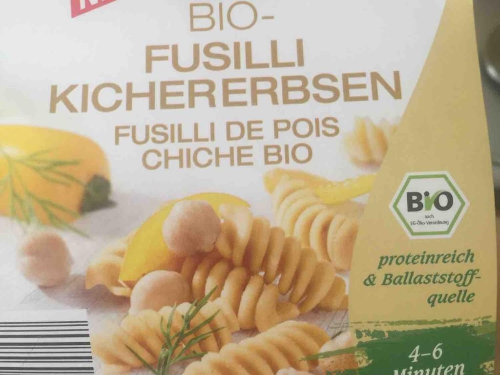 Bio  fusilli kichererbsen von catri510 | Hochgeladen von: catri510