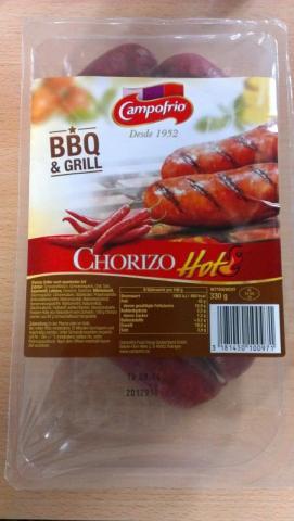 Chorizo Hot Campofrio | Hochgeladen von: neptun80