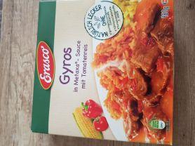 Gyros in Metaxasauce mit Tomatenreis | Hochgeladen von: Leilani78