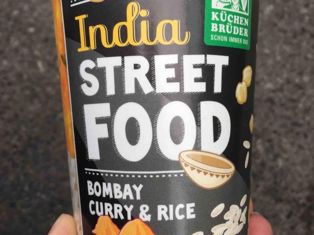 Diverse, Küchen Brüder, India Street Food Kalorien - Neue Produkte ...