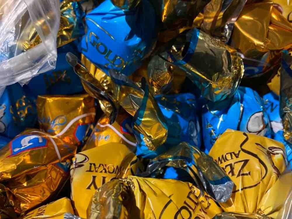 Zlote Praliny - Golden Praline, Zloty Kokos, Adwokat, Pistazie und Five von builttolast84 | Hochgeladen von: builttolast84