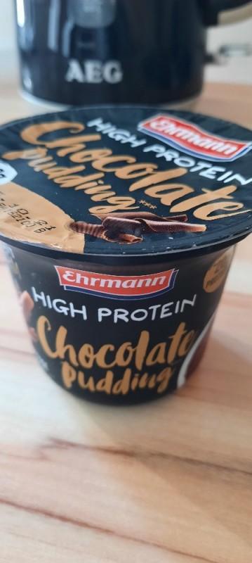 High Protein Chocolate Pudding von nancys | Hochgeladen von: nancys