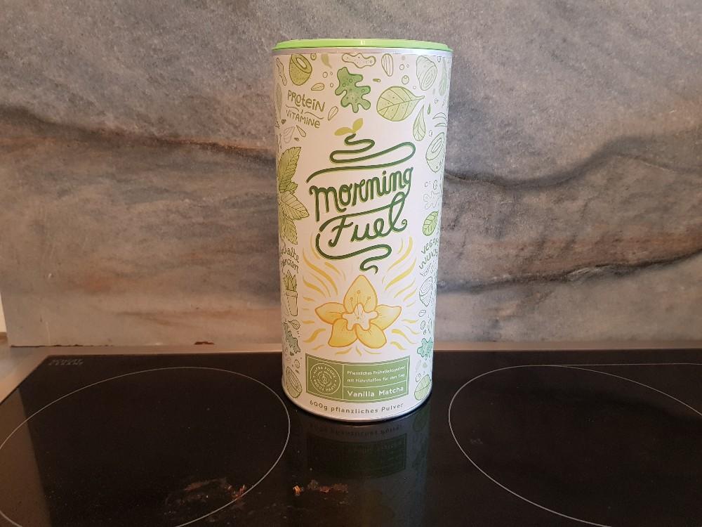 Morning Fuel Breakfast powder by Toastgeraet | Uploaded by: Toastgeraet