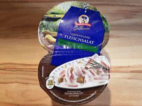 Fleischsalat, Mit Gurke  | Hochgeladen von: cucuyo111