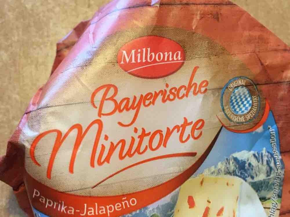Bayrische Minitorte, Paprika-Jalapeno von emailo226 | Hochgeladen von: emailo226