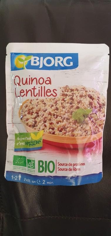 Quinoa Lisen Beutel (Bio) von Patrick138   Hochgeladen von: Patrick138