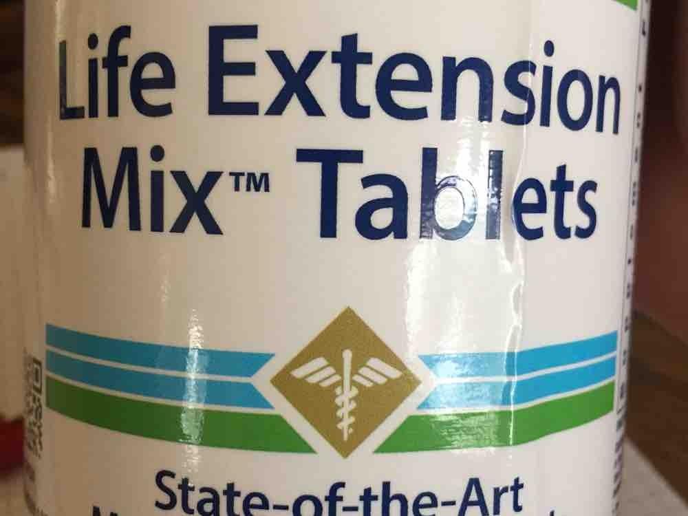 Life Extension Mix Tablets von Dani7871 | Hochgeladen von: Dani7871