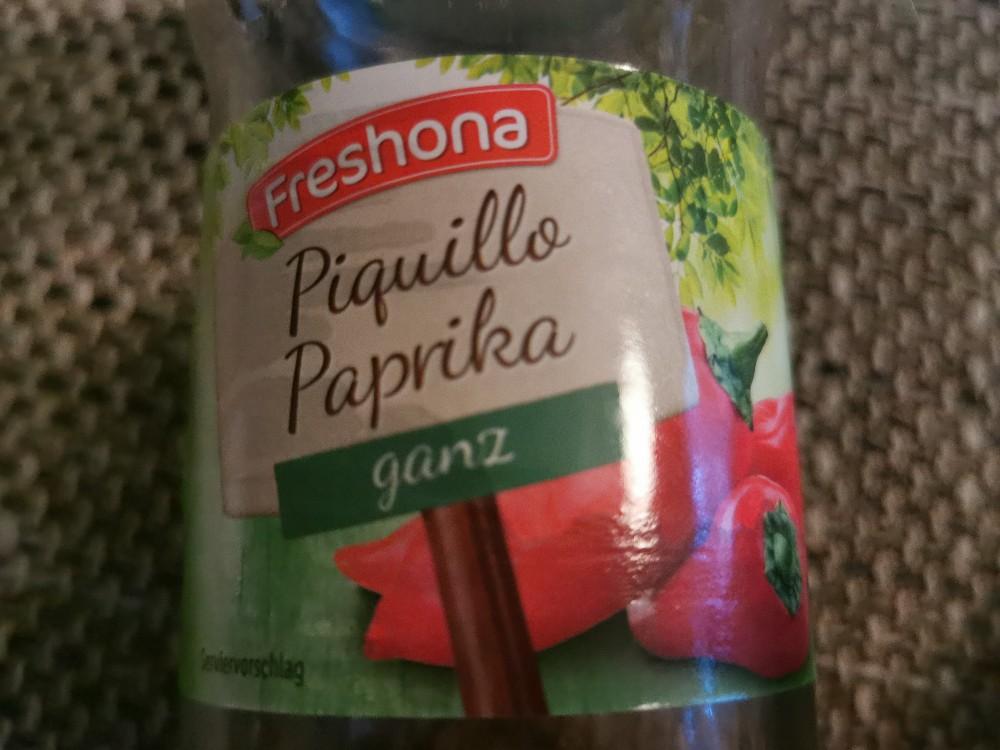 Piquillo Paprika ganz von kupfersabine742 | Hochgeladen von: kupfersabine742