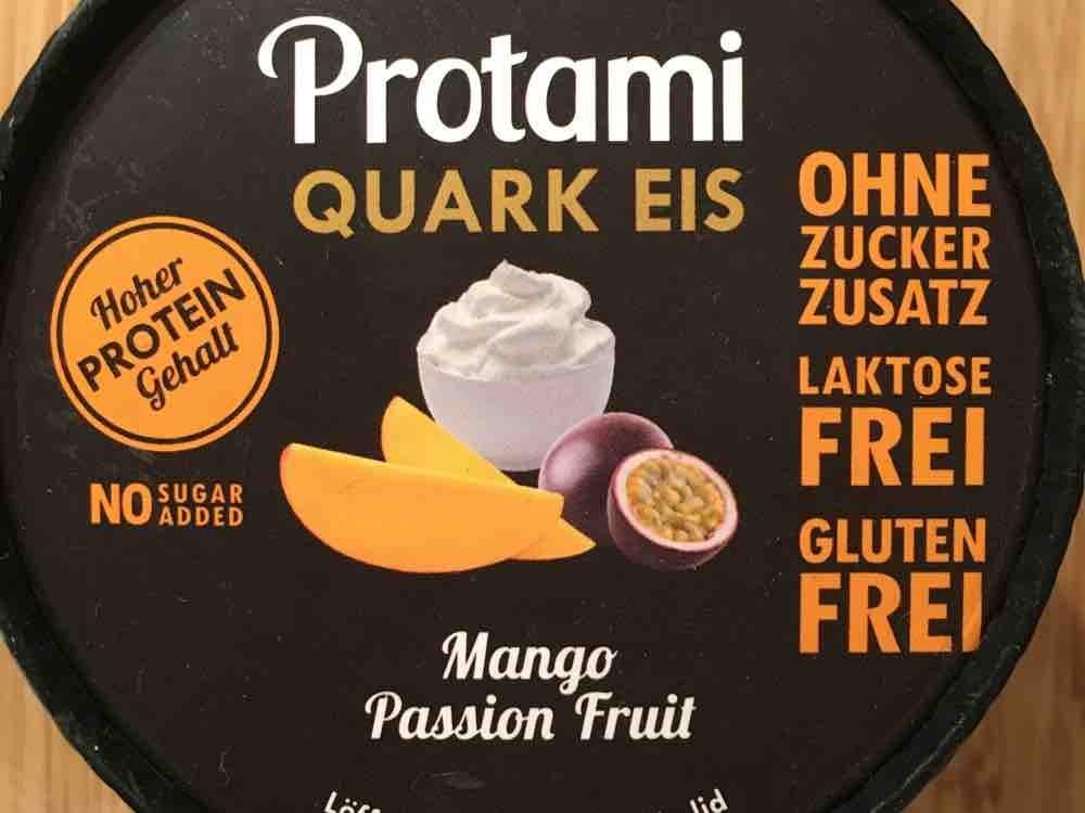 Protami Quark Eis, Mango Passion Fruit von oldamsterdam   Hochgeladen von: oldamsterdam