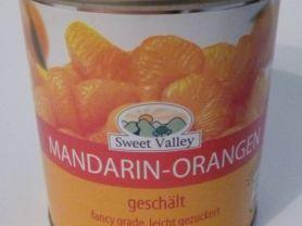 Mandarin-Orangen, Sweet-Valley   Hochgeladen von: fgh