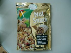 Nusskernmischung Nut Snack natur pur | Hochgeladen von: Juvel5