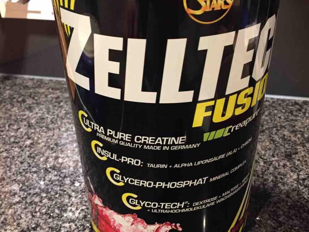 Zell Tech Fusion, Red Berry von wilson1212 | Hochgeladen von: wilson1212