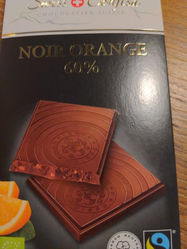 Noir Orange 60%, Swiss Confisa von VolkerB   Hochgeladen von: VolkerB