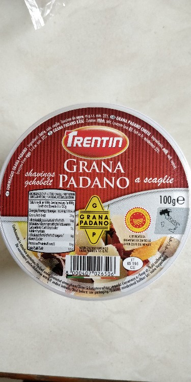 Grana Padano gehobelt von au411 | Hochgeladen von: au411