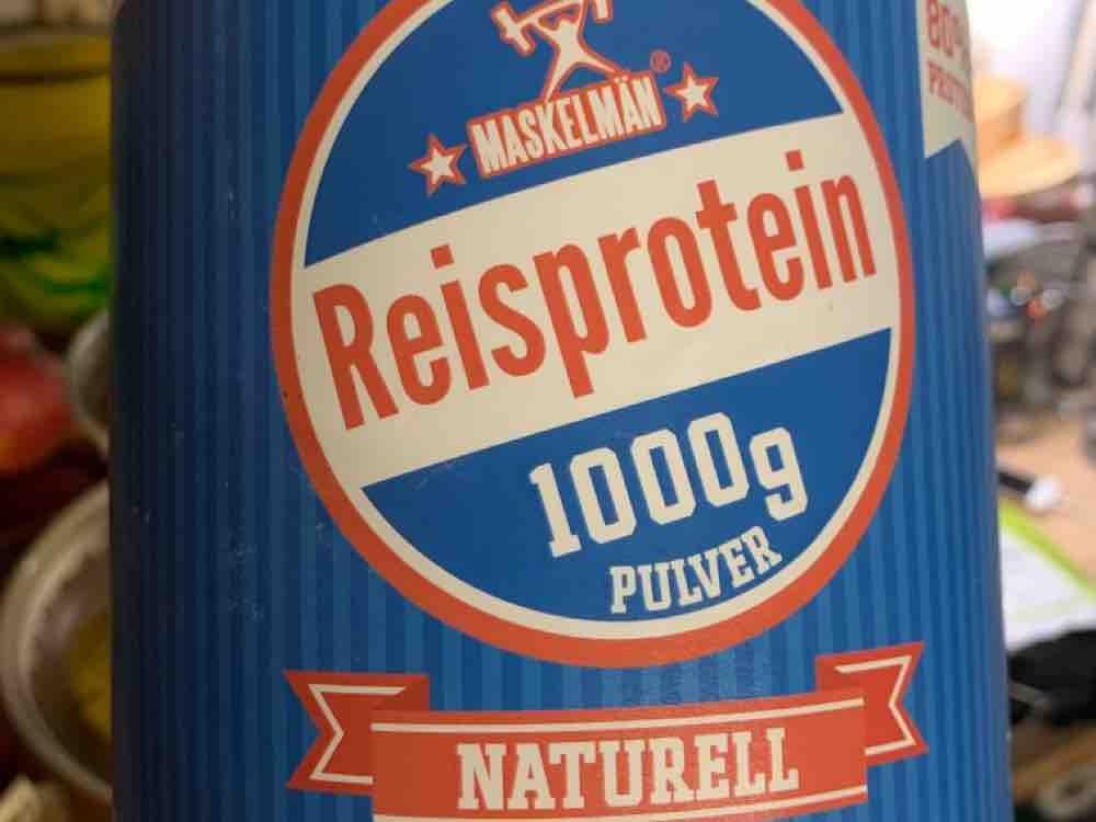 Reisprotein, Naturell von marvegan22300 | Hochgeladen von: marvegan22300