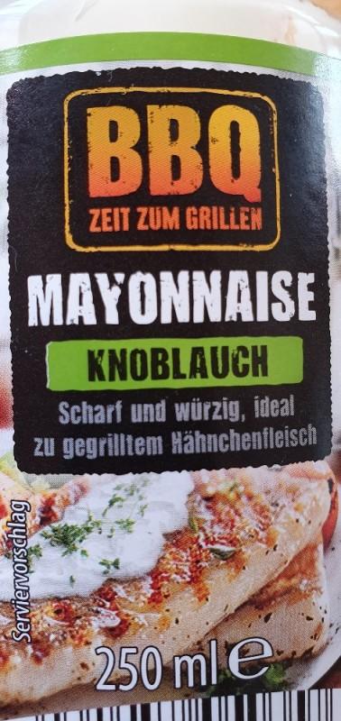 Mayonnaise Knoblauch  von Horst L. | Hochgeladen von: Horst L.