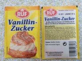 RUF Vanillin-Zucker | Hochgeladen von: puscheline