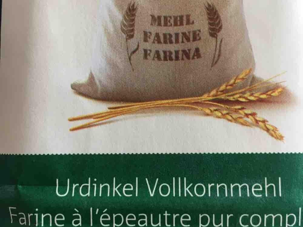 Urdinkel Volkornmehl, Brot von miim84 | Hochgeladen von: miim84