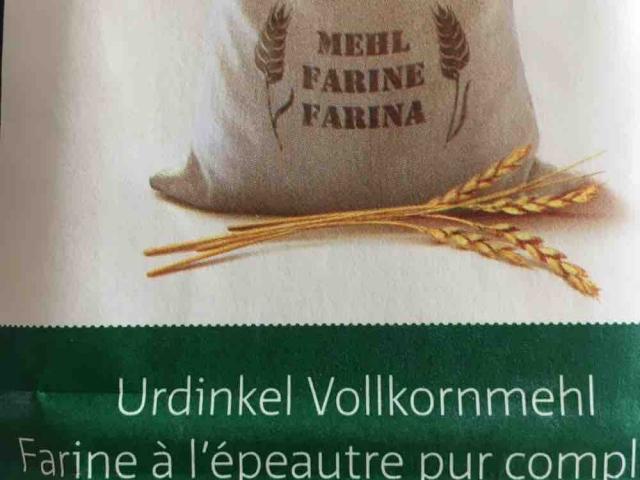 Urdinkel Volkornmehl, Brot von miim84   Hochgeladen von: miim84