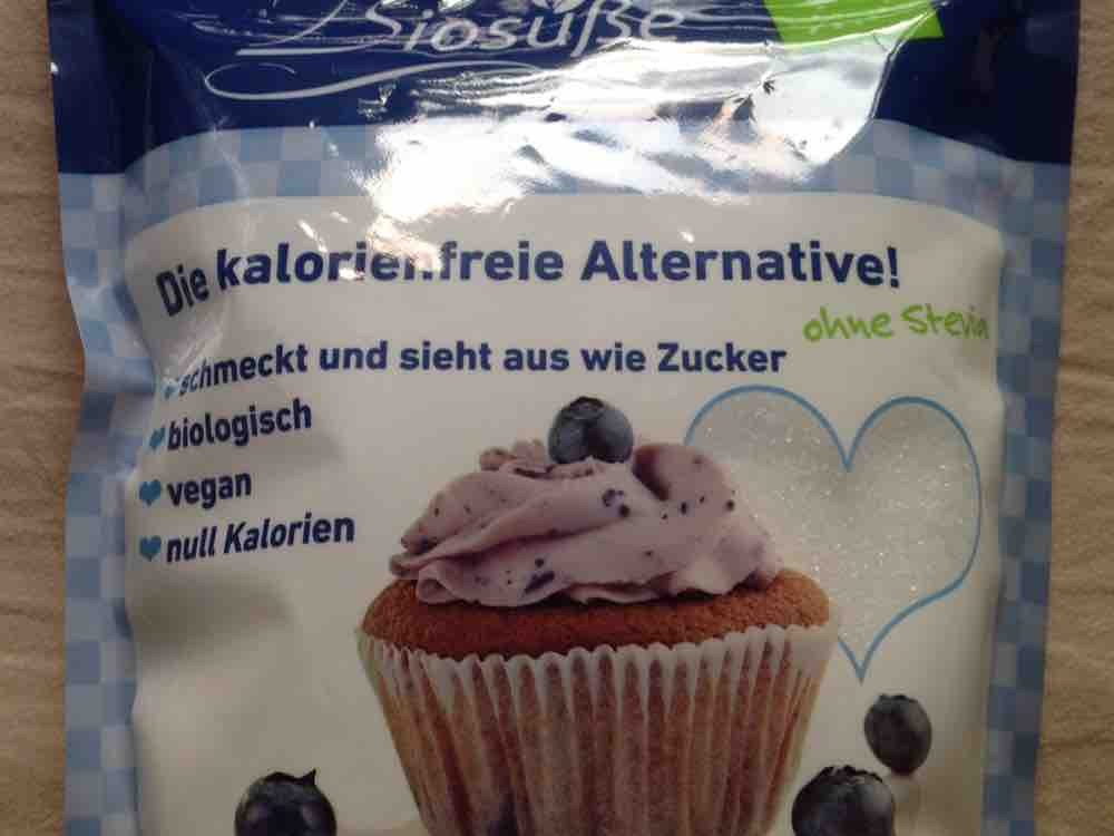 Biosüße Genuss ohne Reue, wie Zucker ohne Stevia von conger   Hochgeladen von: conger