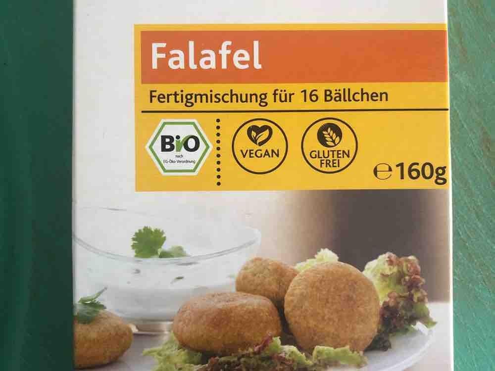 Falafel Fertigmischung von Brandeli | Hochgeladen von: Brandeli