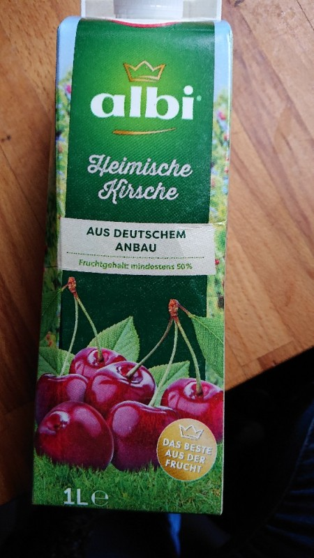 Heimische Kirsche, Aus deutschen Anbau von Mayana85 | Hochgeladen von: Mayana85