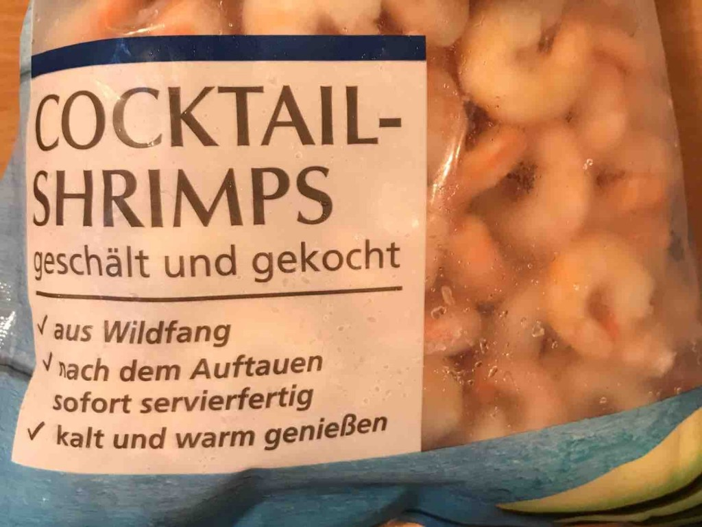 Cocktail Shrimps von SonjaBucksteg | Hochgeladen von: SonjaBucksteg